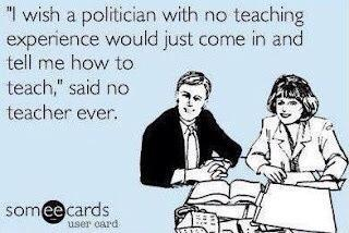 Teachers Want to Teach