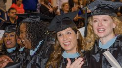 Alfred University Downstate Graduation