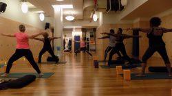 Alumni and Student Event Recap – Yoga
