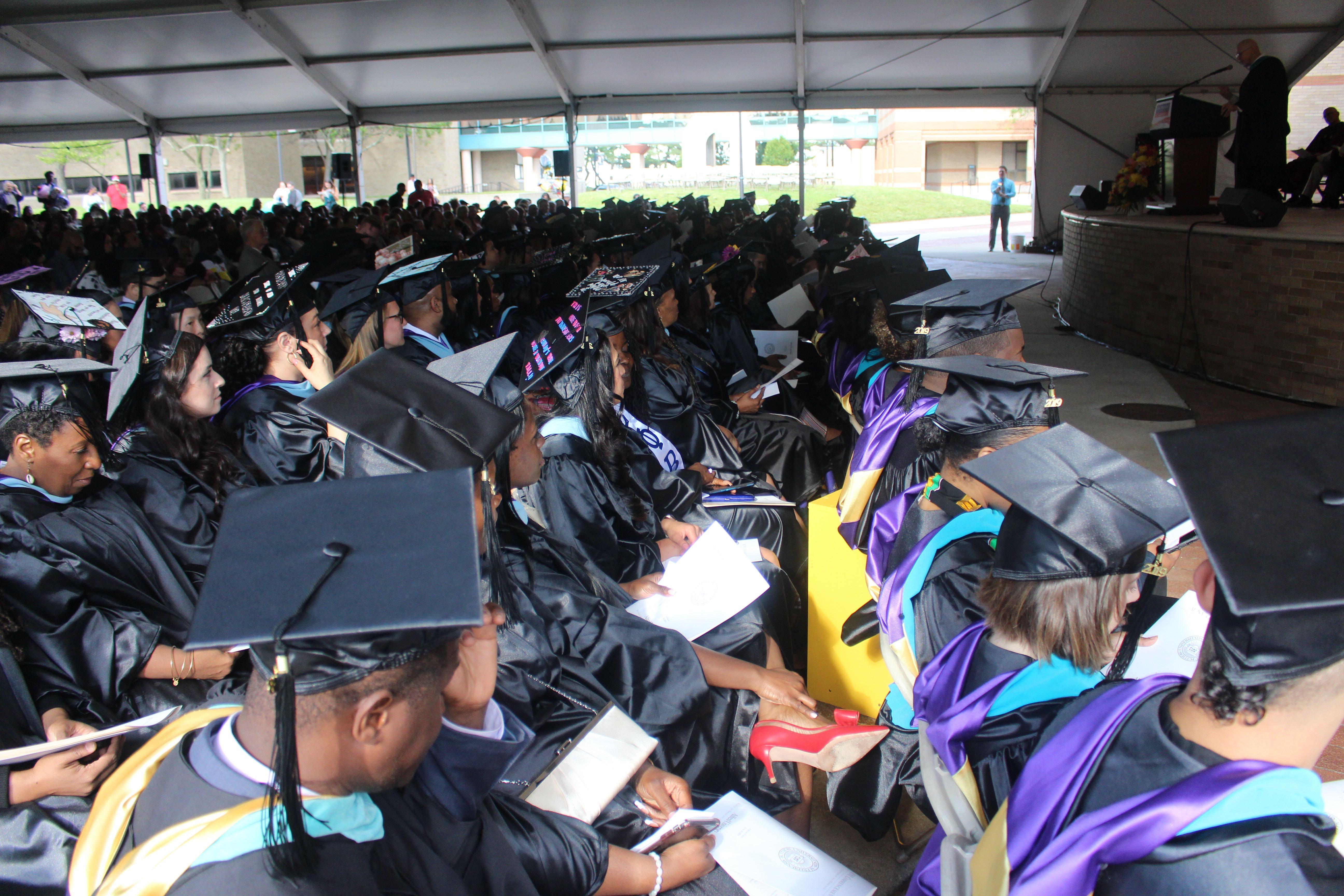 Alfred University Graduation – 2019