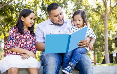 Dads Can Read Too! How one Pre K is Battling Stereotypes