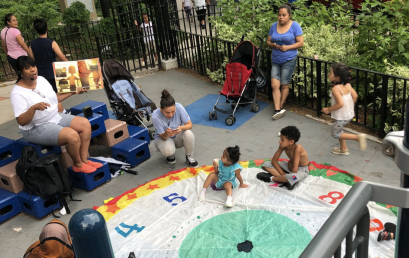 How this NYC special education teacher creates a supportive 'village of love' for students and families