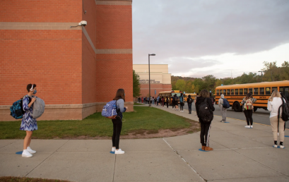 As quarantines send students home, what's the plan to keep them learning?