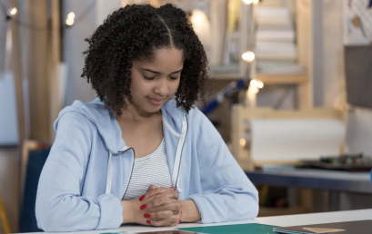 This NYC counselor is helping students work through COVID-era trauma