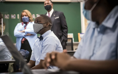 Office hours in store for NYC students who must quarantine when their peers remain in school